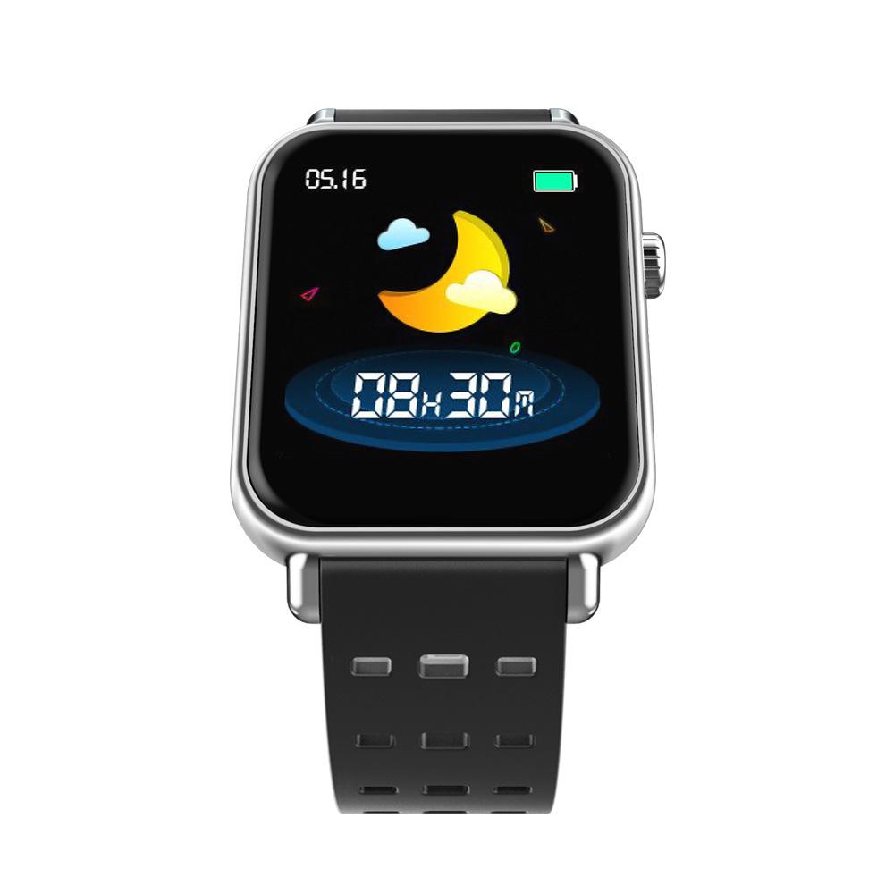 跨境爆款Y6pro彩屏智能手环运动心率血压睡眠监测1.3防水计步器