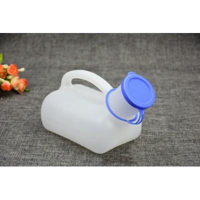 厂家专供医用刻度尿壶 带盖小便壶 老人病人接尿器批发