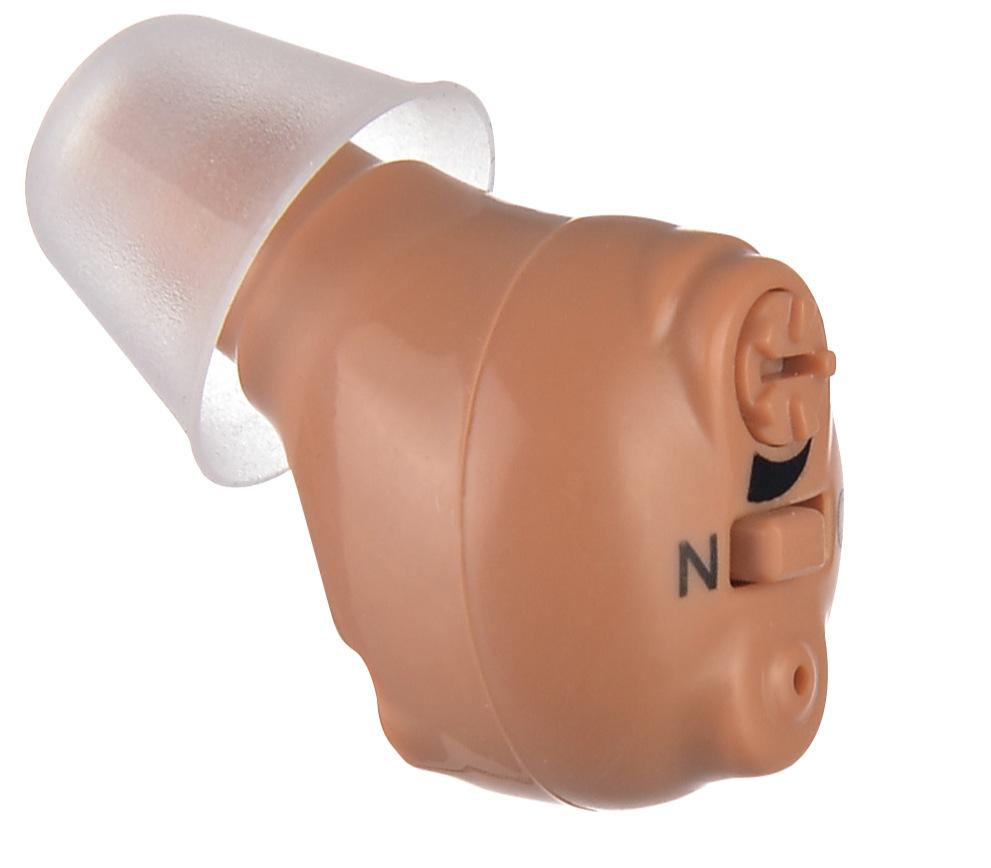 耳内式助听器 老人助听器 隐形助听器 充电助听器